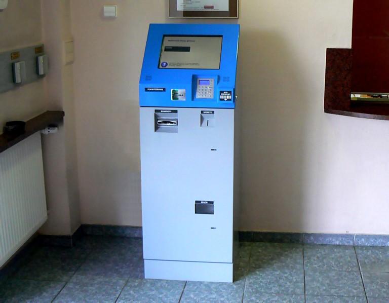 Opłatomat Cash Pro 2050