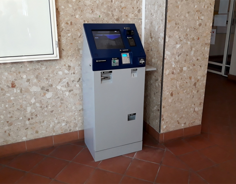 Opłatomat Cash Pro 2160