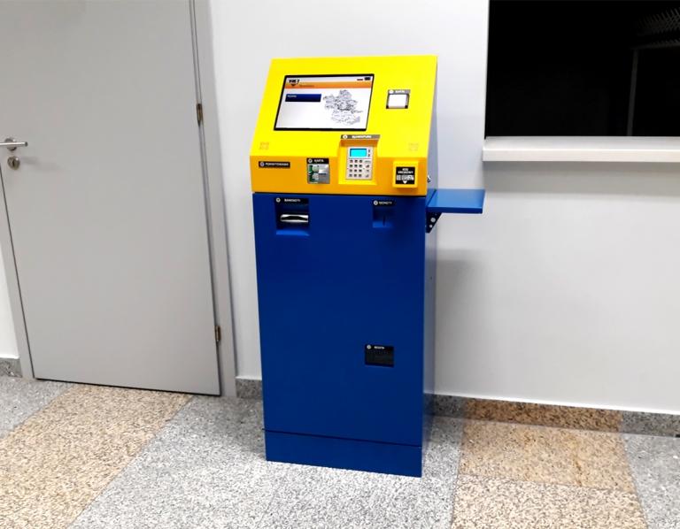 Opłatomat Cash Pro 2150